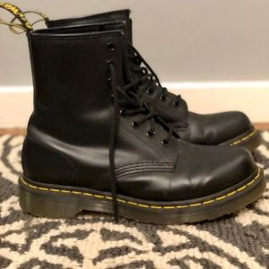 Size 8 Dr. Martens 1460 smooth.